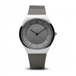 Bering Damenuhr 11936-309 Classic Silber Uhr Damenuhr Armbanduhr