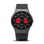 Bering Herrenuhr 11939-229 Uhr Multifunction Titan Armbanduhr
