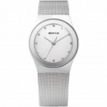 Bering Damenuhr 12927-000 Classic Silber Uhr Armbanduhr