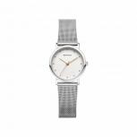 Bering Damenuhr 13426-001 Classic Silber Armbanduhr Uhr Milanaise