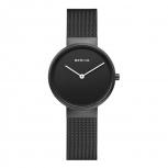 Bering Damenuhr 14531-122 Schwarz Uhr Armbanduhr Schmuckuhr