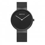 Bering Herrenuhr 14539-122 Armbanduhr Unisex Damenuhr Uhr Schwarz