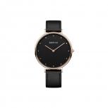 Bering Damenuhr 14839-462 Roségold Damen Uhr Armbanduhr Ultra Slim