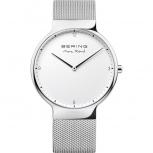 Bering Herrenuhr 15540-004 Max René Saphirglas Unisex Uhr Armbanduhr