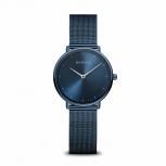 Bering Damenuhr 15729-397 Saphirglas Uhr Armbanduhr Schmuckuhr Blau
