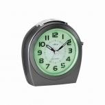 Look Wecker 1668-4 Atlanta Nacht-Licht-Funktion dauer Licht kein ticken Uhr
