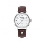 Bruno Söhnle Glashütte/SA Herrenuhr 17-12203-221 Hamburg Big Automatik Uhr
