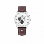 Bruno Söhnle Glashütte/SA Herrenuhr 17-13054-247 Business Uhr Chrono Armbanduhr Atrium