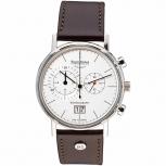 Bruno Söhnle Glashütte/SA Herrenuhr 17-13135-241 Business Chrono Uhr Rondograph