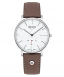 Bruno Söhnle Glashütte/SA Herrenuhr 17-13187-241 Business Uhr Frankfurt Armbanduhr