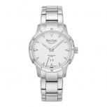 Bruno Söhnle Glashütte/SA Herrenuhr 17-13207-242 Business Uhr FANO Armbanduhr Silber