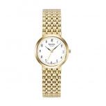 Bruno Söhnle Glashütte/SA  Damenuhr 17-33169-922 Nabucco Uhr Gold  Armbanduhr