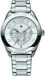 TommyHilfiger Damenuhr 1781215 Multifunktion Business Armbanduhr Sport Uhr