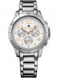 TommyHilfiger Damenuhr 1781526 Armbanduhr Multifunktion Piper Sport Uhr