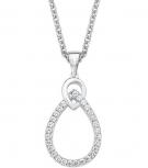 s.Oliver Damen Kette 2015086 Halskette Schmuck Kette Silberkette