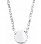 s.Oliver Damen Kette 2017141 Silber Collier Halskette