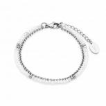 s.Oliver Damen Armband 2018342 Damenarmband Armkette Silber