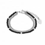s.Oliver Damen Armband 2018347 Damenarmband Armkette Silber