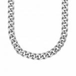 s.Oliver Herren Kette 2018693 Silber Halskette Schmuckkette 50 cm
