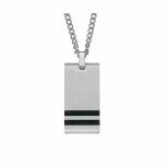 s.Oliver Herren Kette 2020900 Halskette Anhänger Schmuckkette Gliederkette