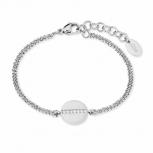 s.Oliver Damen Armband 2022650 Silber Armkette Schmuckarmband