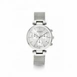 Joop Damenuhr 2022845 Damen Uhr Armbanduhr Silber Chronograph Chrono