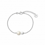 Joop Damen Armband 2023392 Armschmuck Silber Perle Damenarmband