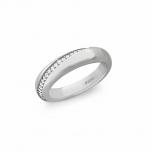 Joop Damenring 2023485 Ring Silber Fingerring Schmuckring Gr. 52