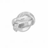 Joop Damenring 2023506 Ring Silber Fingerring Schmuckring Gr. 56