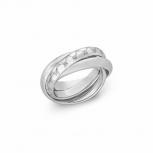 Joop Damenring 2023578 Ring Silber Fingerring Schmuckring Gr. 58