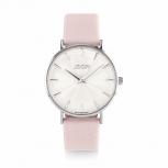 Joop Damenuhr 2024203 Damen Uhr Armbanduhr Silber Leder