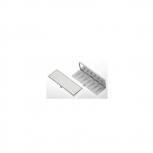 Look 2223 Pillenbox Pillendose Tablettendose Medikamente 7 Fächer Silber