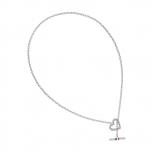 TommyHilfiger Damen Kette 2700636 Herz Signature Collier Damenkette