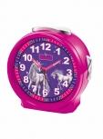 Scout Wecker 280001070 Pferd Friends Kinderwecker Pony Einhorn Pink Lern Uhr