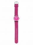 Scout Kinderuhr 280304001 Kinder Uhr Mädchenuhr Lernuhr Pink