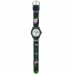 Scout Kinderuhr 280305025 Crystal Kinder Uhr Jungenuhr Lernuhr Satellit All