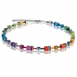 COEUR-DE-LION Damen Kette 2838101520 Halskette Necklace Multicolour Rainbow