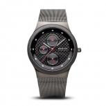 Bering Herrenuhr 32139-309 Uhr Ceramic Saphirglas grau Armbanduhr