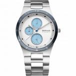 Bering Herrenuhr 32339-707 Uhr Multifunktionsuhr Saphirglas Armbanduhr
