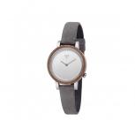 Kerbholz Damenuhr 4251240403939 Luise Walnut Saphalt grau Holz Uhr Armbanduhr