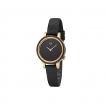 Kerbholz Damenuhr 4251240403953 Luise Sandelwood Holz Uhr Armbanduhr