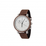 Kerbholz Herrenuhr 4251240403960 Franz Walnuss Holz Holzuhr Uhr Chrono