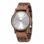 Kerbholz Damenuhr 4251240405506 Unisex Gitta Armbanduhr Sandelholz Uhr Holz