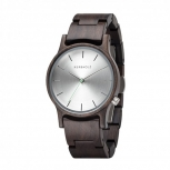 Kerbholz Damenuhr 4251240405520 Unisex Gitta Armbanduhr Sandelholz Uhr Holz