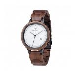Kerbholz Herrenuhr 4251240409900 Lamprecht Date Holz Holzuhr Uhr Armbanduhr