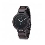 Kerbholz Herrenuhr 4251240409924 Lamprecht Date Holz Holzuhr Uhr Armbanduhr