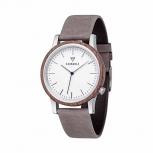 Kerbholz Damenuhr 4251240410050 Walter Holz Uhr Armbanduhr WALNUT GREY