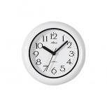 Atlanta Wanduhr 454-0 Badzimmer Uhr Küche Sauna Garten Badezimmeruhr Küchenuhr