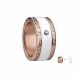 Bering Damenring  Rose Ring 2-teilig Set Arctic Symphony Collection Gr.55