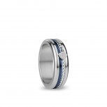 Bering Damenring 526-VAL20S-X3 Silber Ring Arctic Symphony Collection Gr.57/ 8 Herz Valentine